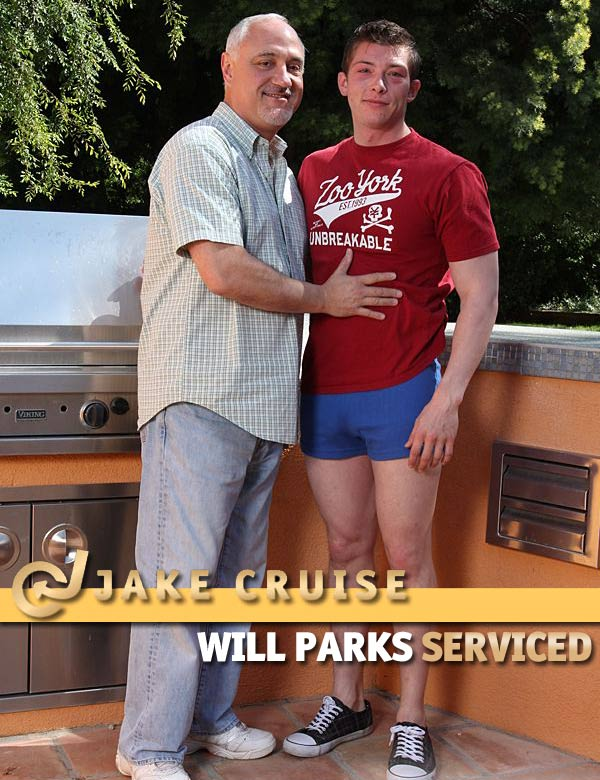 Will Parks (Serviced) at JakeCruise