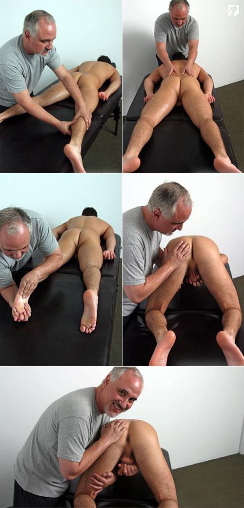 Brenden Sharpe's Massage at Jake Cruise