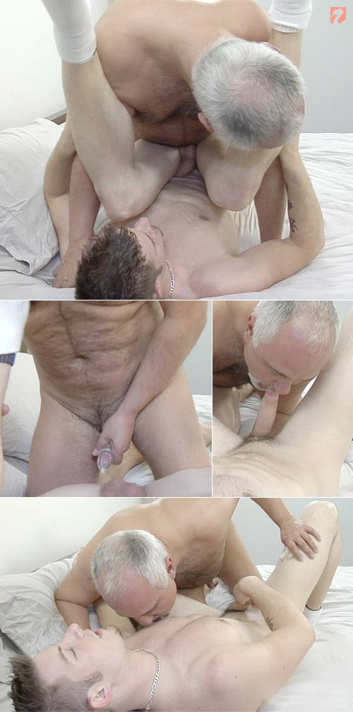 Jake Fucks Mike Roberts at Jake Cruise
