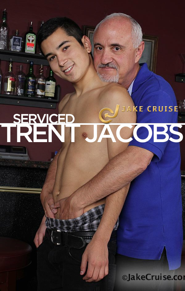 Trent Jacobs (Serviced) at JakeCruise