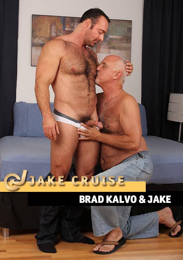 Brad Kalvo & Jake at JakeCruise