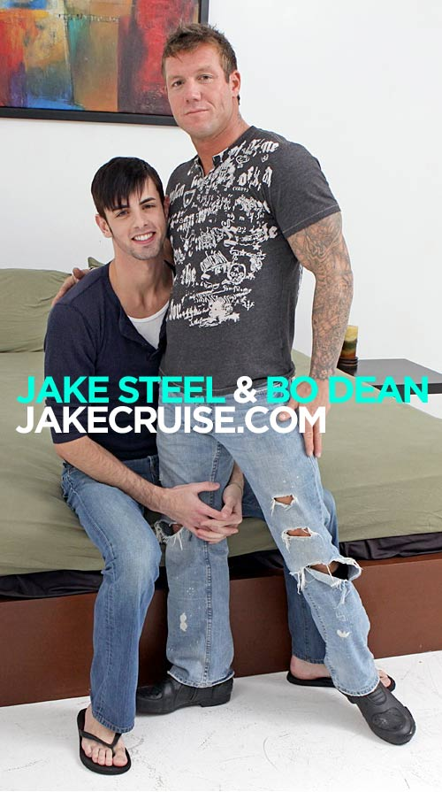 Bo Dean & Jake Steel at JakeCruise