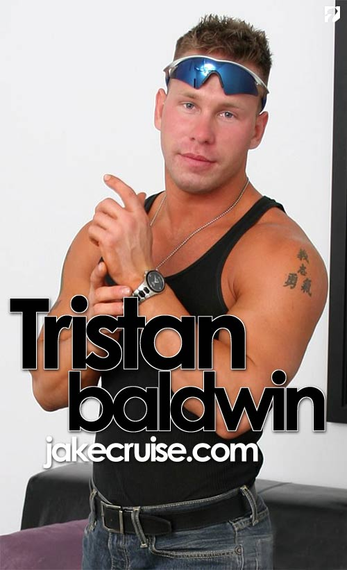 Tristan Baldwin at Jake Cruise
