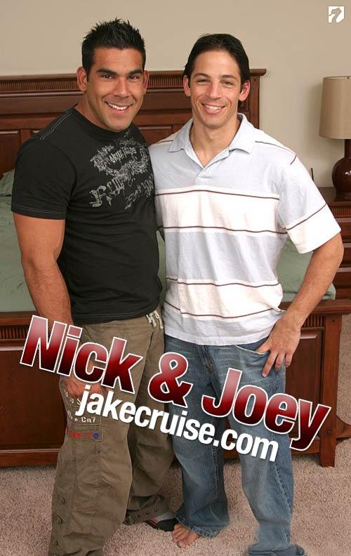 Nick & Joey at Jake Cruise