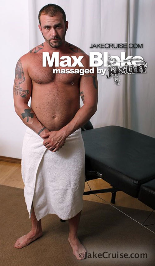 Jasun Massages Max Blake (Jake for a Day) at Jake Cruise