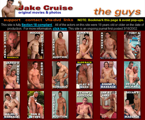 Jake Cruise: The Guys