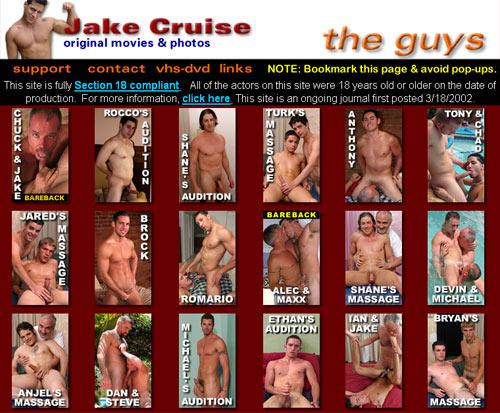 Jake Cruise: The Guys