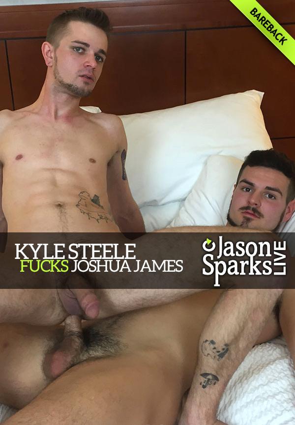 Kyle Steele & Joshua James (BAREBACK in Chicago) at Jason Sparks Live