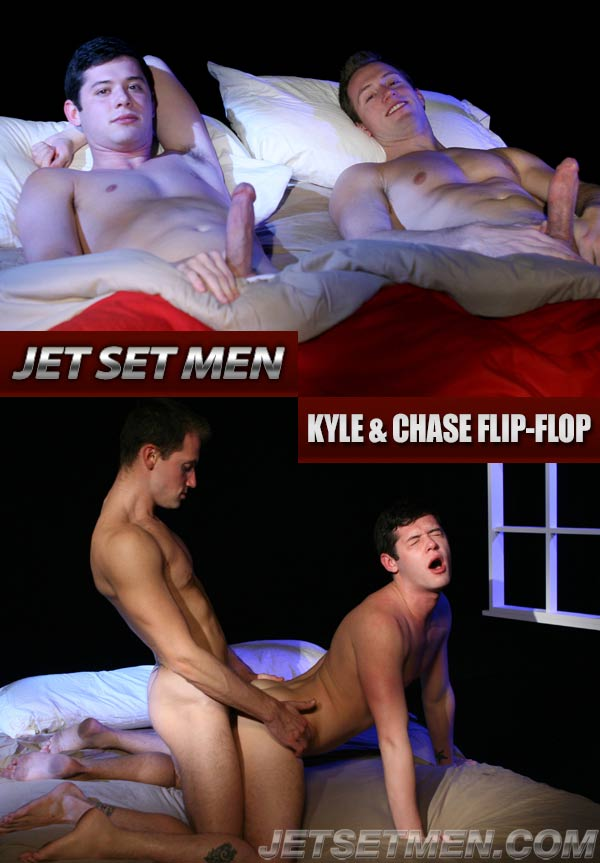 Kyle Quinn Fucks Chase Young at JetSetMen.com