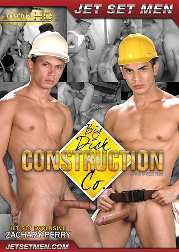 Big Dick Construction Company (Lance Luciano & Kris Jamieson) at JetSetMen.com