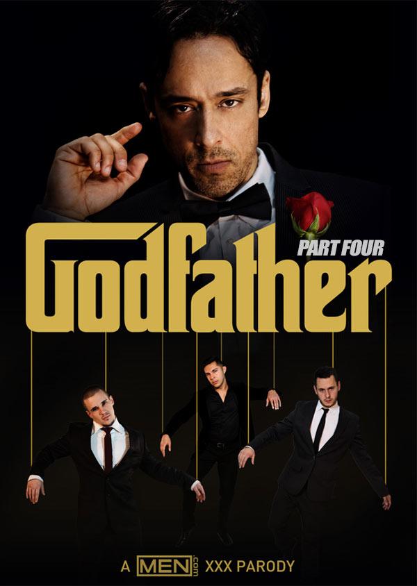Godfather (Brenner Bolton, Rafael Alencar, Roman Todd & Seth Santoro) (Part 4) at JizzOrgy.com