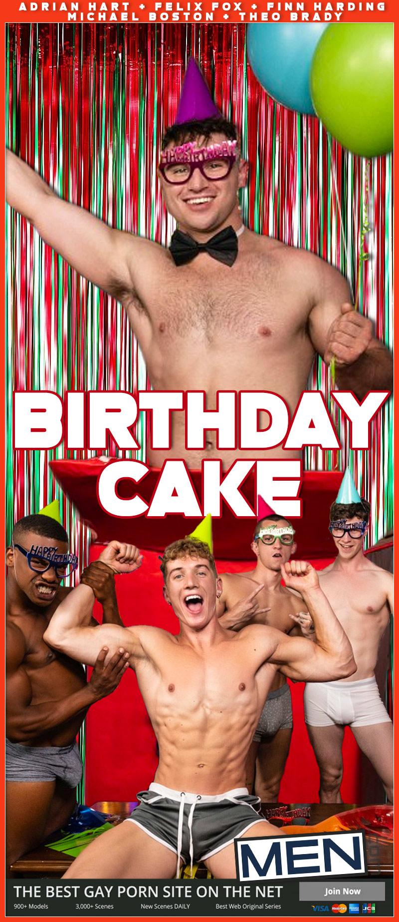 Birthday Cake - Michael Boston and Felix Fox Cover