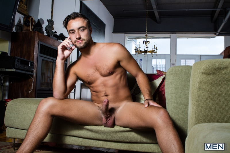 The Guys Next Door (William Seed and Samuel Stone Tag-Team Dean Stuart (feat. Zack Hunter)) (Part 4) at Jizz Orgy