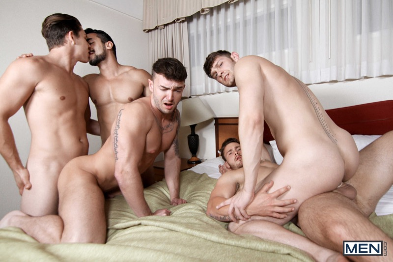 On The Run (Arad Winwin, Jacob Peterson, Jake Ashford, Paul Canon & Trevor Long) (Part 3) at Drill My Hole