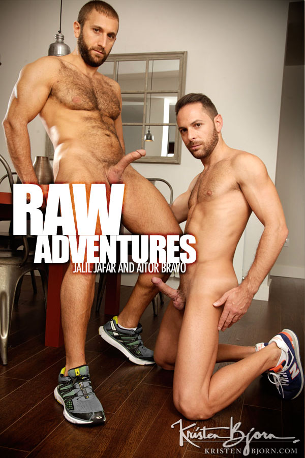 Raw Adventures: The Runner (Jalil Jafar & Aitor Bravo) (Scene 5) at KristenBjorn