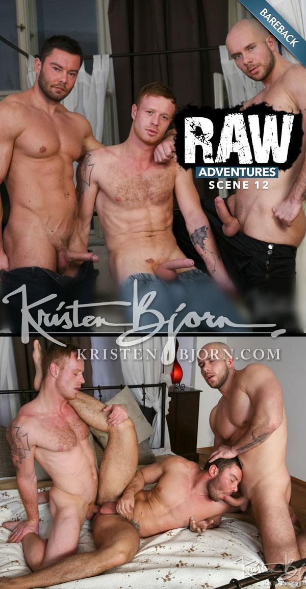 Raw Adventures: Smell Men (Tom Vojak, Marek Borek & Patryk Jankowski) (Scene 12) at KristenBjorn