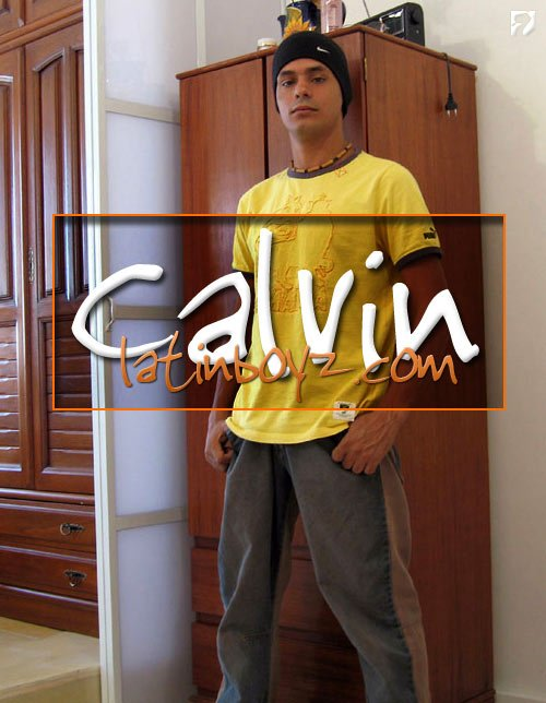 Calvin at LatinBoyz