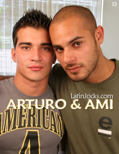 Arturo & Ami to LatinJocks.com