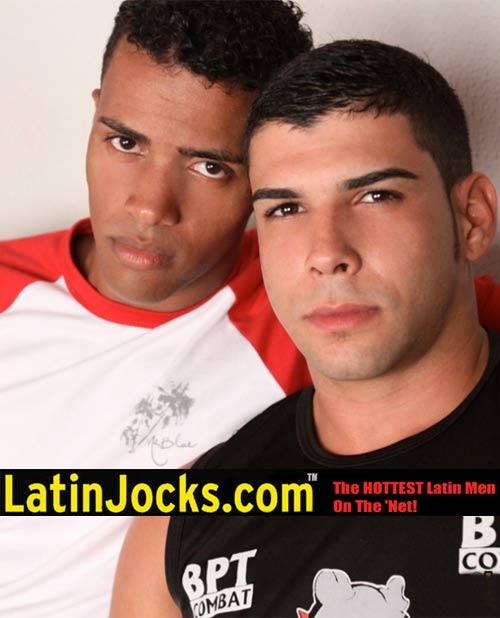 Tonio & Jako at LatinJocks.com