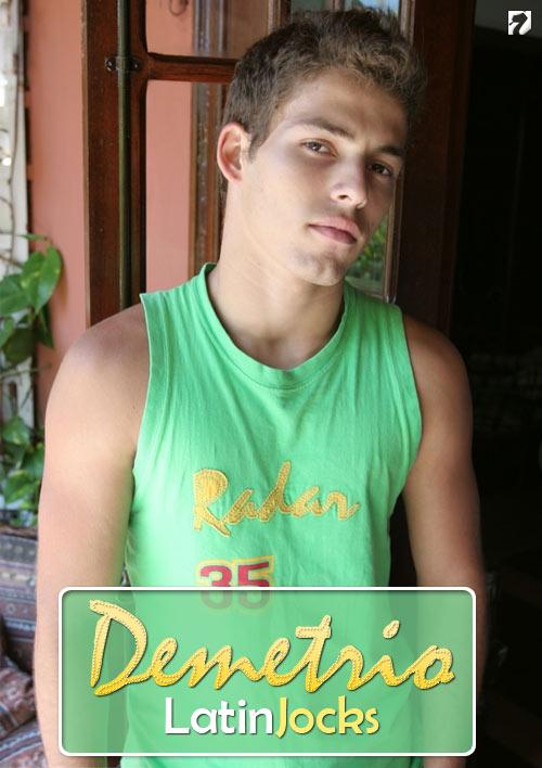 Demetrio at LatinJocks.com