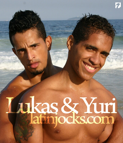 Lukas & Yuri at LatinJocks.com