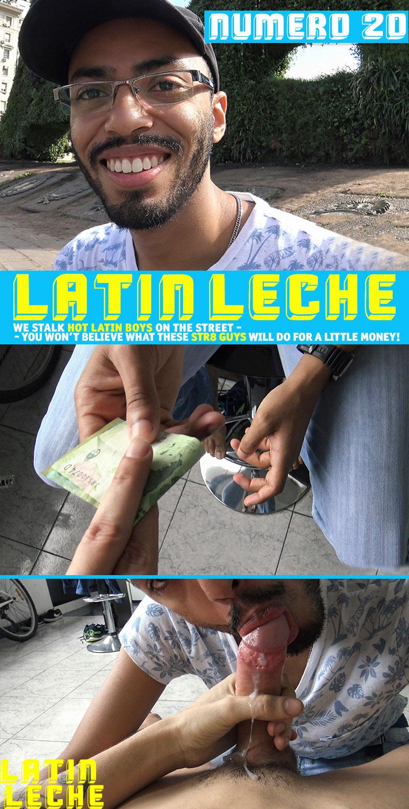 Numero 20 at Latin Leche