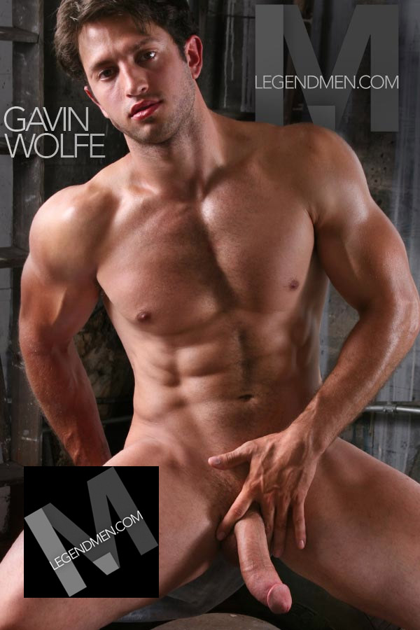 Gavin Wolfe at LegendMen