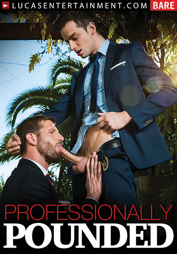 Gentlemen 16: Professionally Pounded (Tomas Brand & Massimo Piano) (Scene 1) at LucasEntertainment