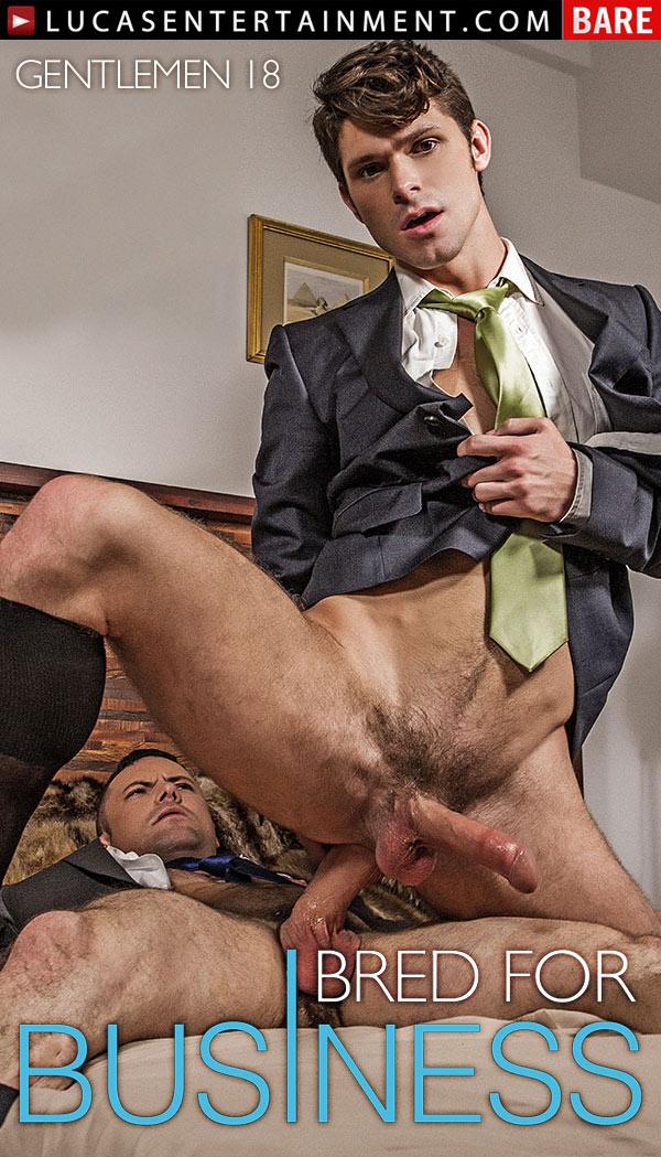 Gentlemen 18: Bred For Business (Devin Franco & Sergeant Miles Flip-Fuck) (Scene 2) at Lucas Entertainment