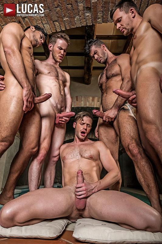 blowjob facial gay virgin compilation