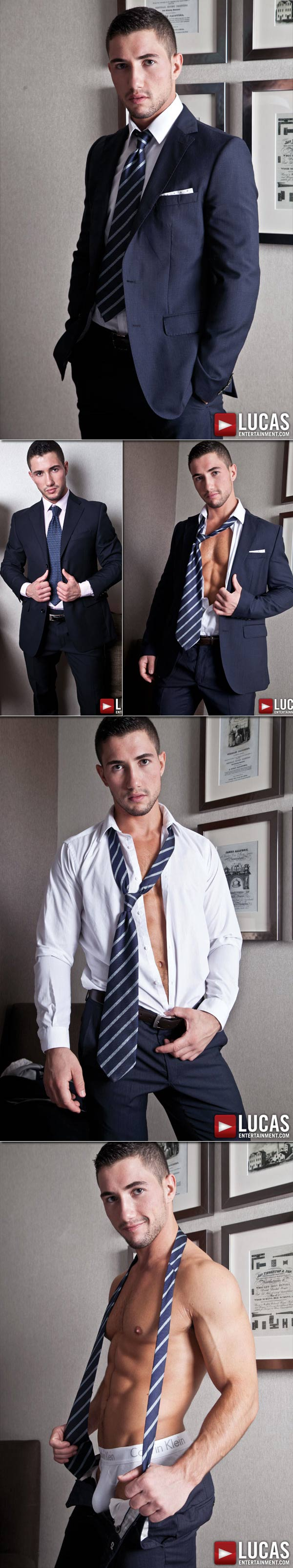 Gentlemen 10: Elite Class (Goran & Marco Rubi) (Scene 5) at LucasEntertainment.com