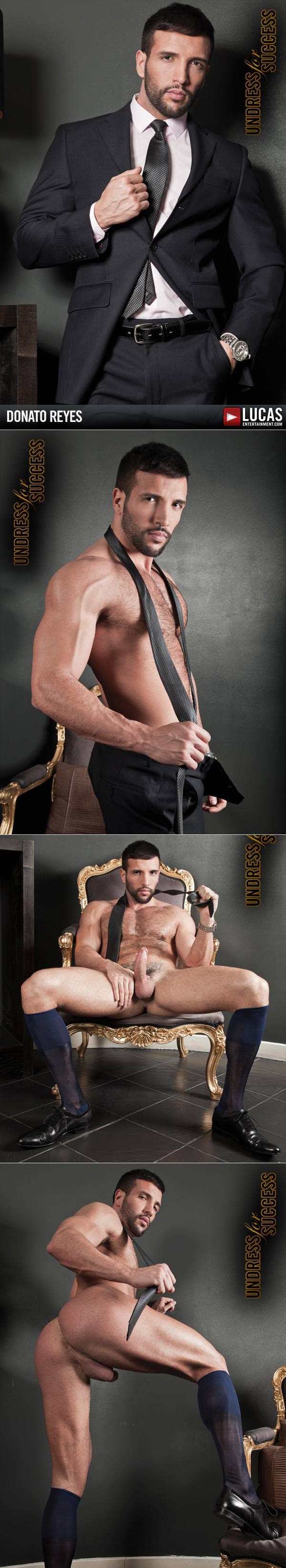 Undress For Success (Tomas Brand & Donato Reyes) at LucasEntertainment.com
