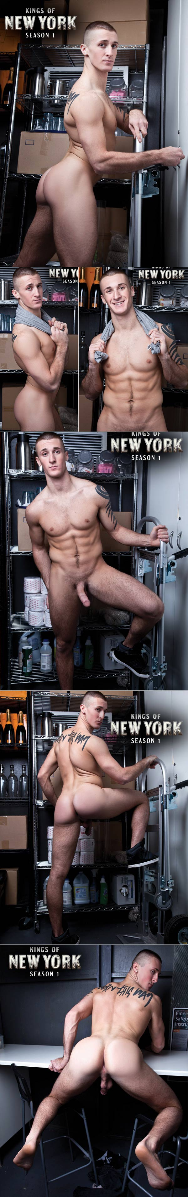 Kings Of New York (Trenton Ducati & Brice Banyan) at LucasEntertainment.com