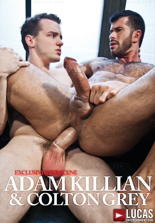 Adam Killian & Colton Grey (Flip-Fuck) (Exclusive Web Scene) at LucasEntertainment.com