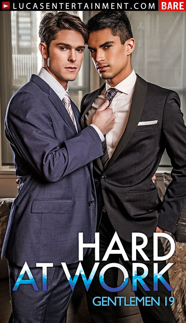 Gentlemen 19: Hard At Work (Devin Franco And Lee Santino Flip-Fuck) (Scene 2) at Lucas Entertainment