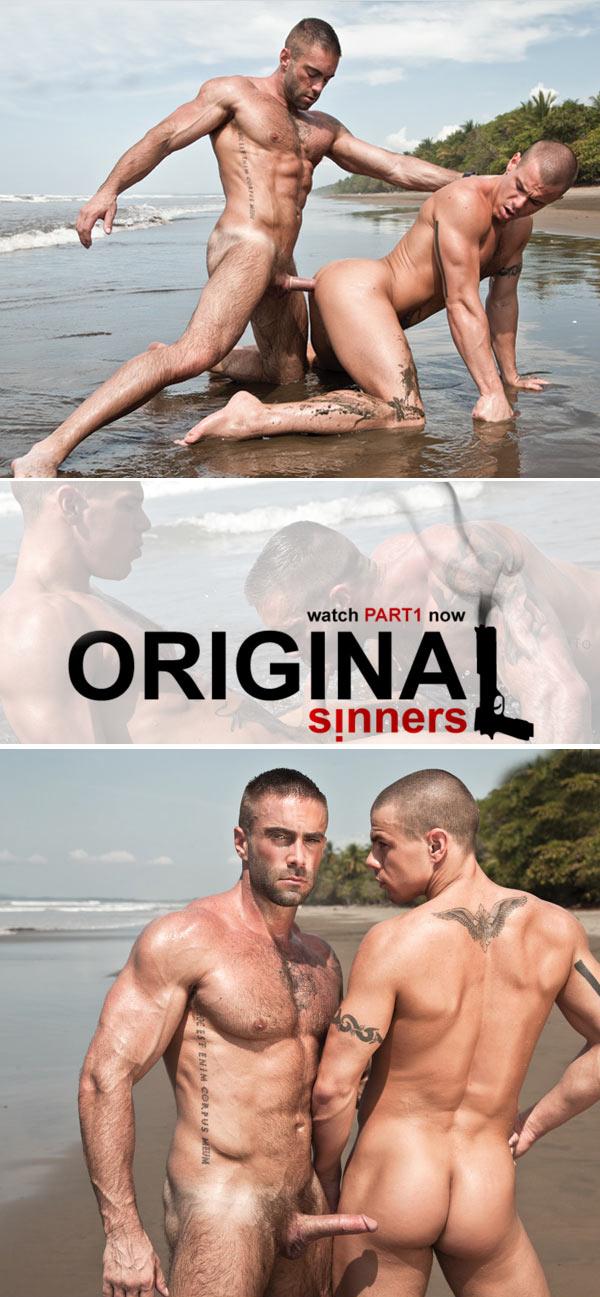 Original Sinners (Jake Genesis & Jesse Santana) at LucasEntertainment.com