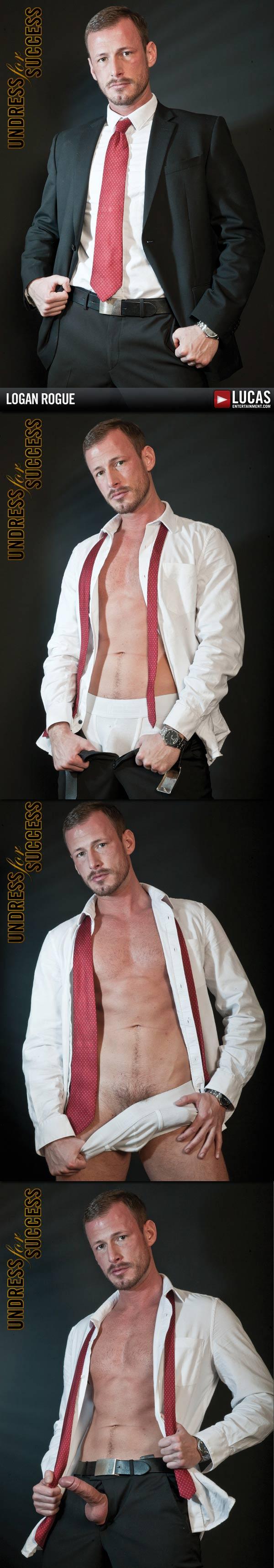 Undress For Success (Paul Walker & Logan Rogue) at LucasEntertainment.com