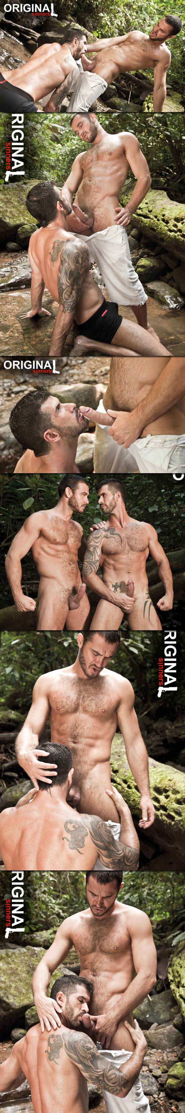 Original Sinners (Adam Killian & Jessy Ares) at LucasEntertainment.com