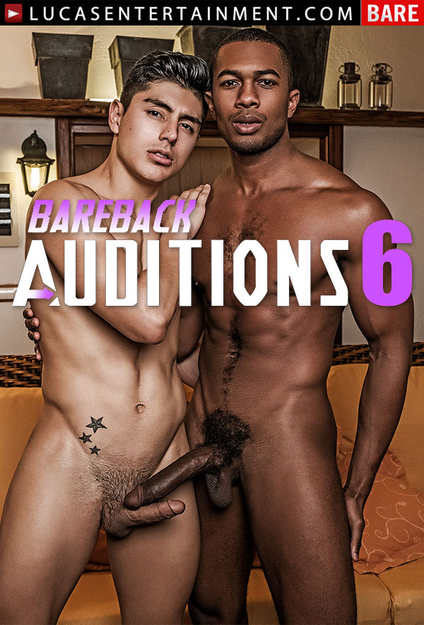 Bareback Auditions 6 (Sean Xavier Fucks Ken Summers) (Scene 4) at LucasEntertainment