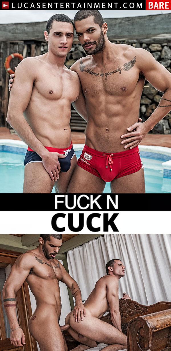 Fuck N Cuck (Lucas Fox and Javi Velaro Flip-Fuck) (Scene 3) at Lucas Entertainment