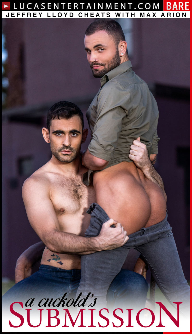 A Cuckold's Submission, Scene Three (Jeffrey Lloyd Cheats On Manuel Skye with Max Arion) at Lucas Entertainment