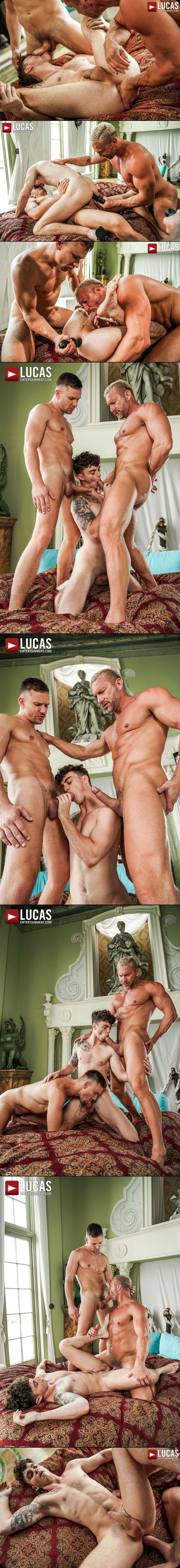 Daddy's In Charge, Scene One (Tomas Brand And Andrey Vic Slam Robert Law) at LucasEntertainment