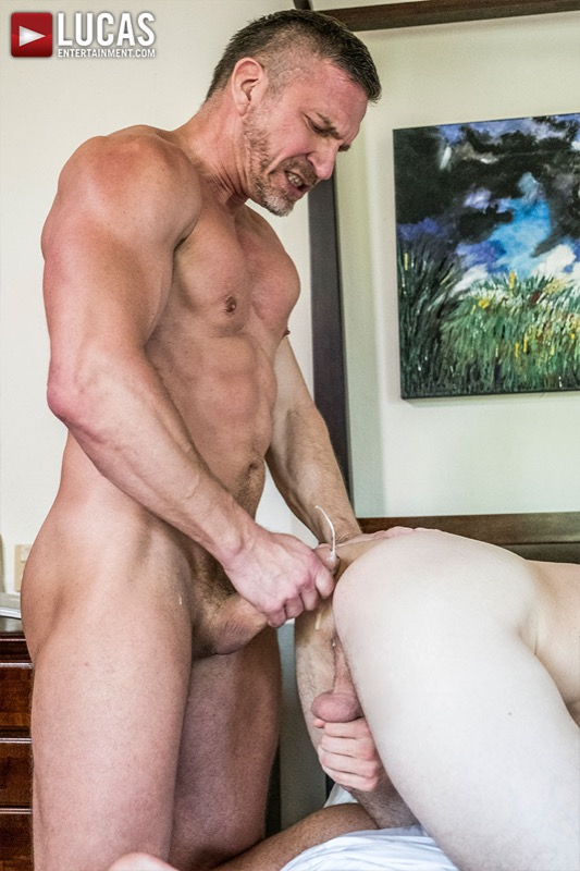 Bottom Boy Bitches (Tomas Brand Fucks Shawn Reeve) (Scene 1) at Lucas Entertainment