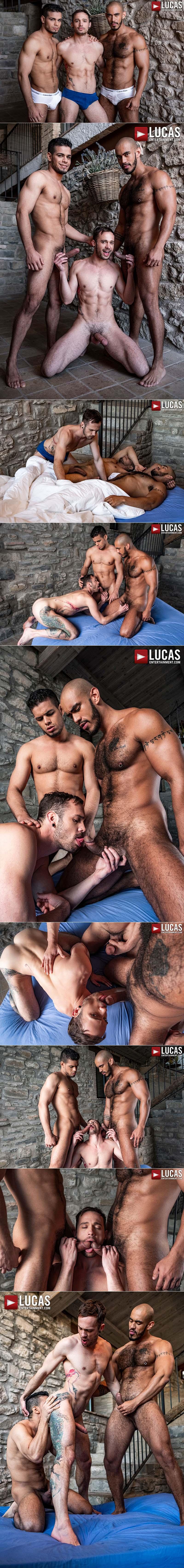 Rico Marlon's Raw Orgy, Scene 3 (Rico Marlon And Louis Ricaute Fuck Drake  Rogers