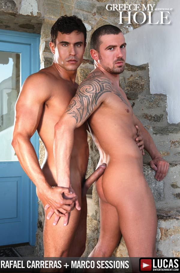Greece My Hole (Marco Sessions & Rafael Carreras) at LucasEntertainment.com