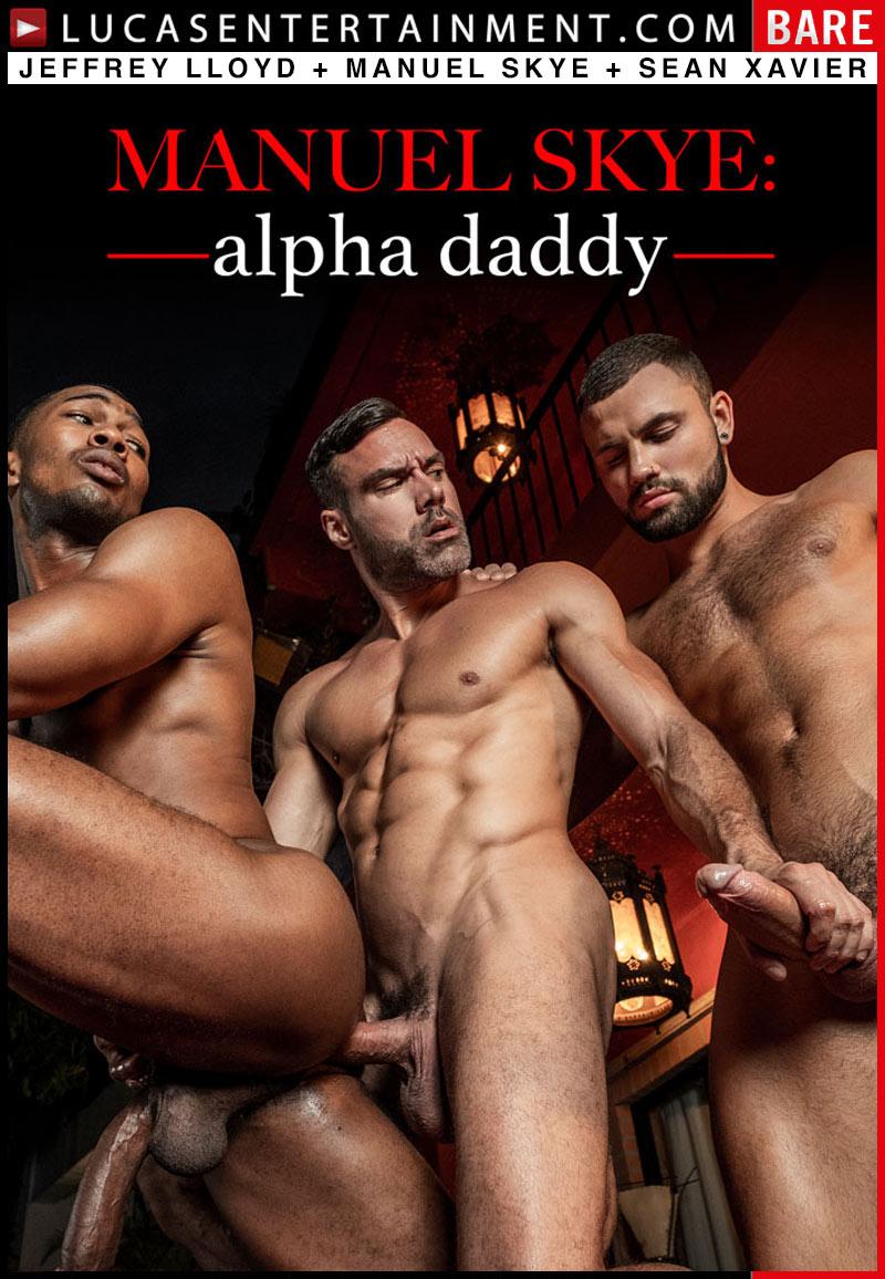 Alpha Daddy, Scene One (Jeffrey Lloyd, Manuel Skye and Sean Xavier) at Lucas Entertainment