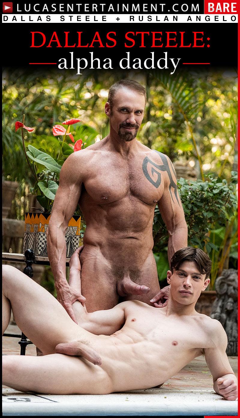 Alpha Daddy, Scene Two (Dallas Steele Fucks Ruslan Angelo) at Lucas Entertainment