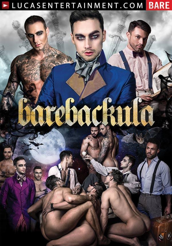 Barebackula (Alex Kof Fucks Dylan James) (Scene 1) at LucasEntertainment