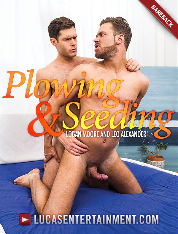 Nude group sex leo alexander and logan moore