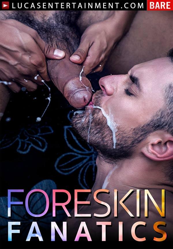 Foreskin Fanatics (James Castle Bottoms For Alejandro Castillo) (Scene 2) at LucasEntertainment